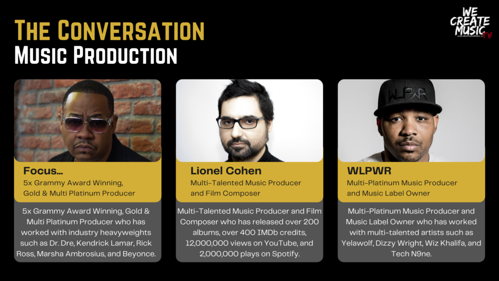The Conversation on Music Production